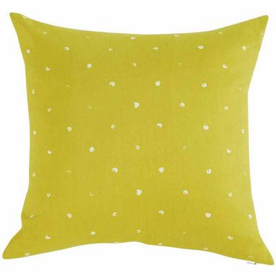 Kensie Ingrid Square Throw Pillow
