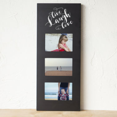 Cathy's Concepts 'Live Laugh Love' Multi Photo Frame