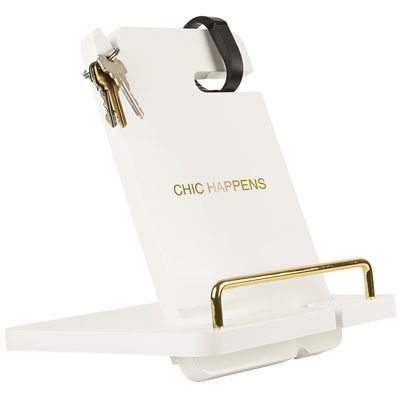 Cathy's Concepts 'Chic Happens' Lacquer Docking Station