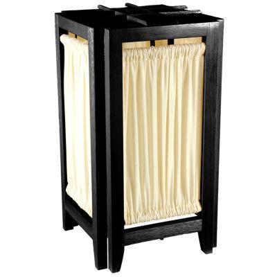"Oriental Furniture 18"" Helsinki Table Lamp"""