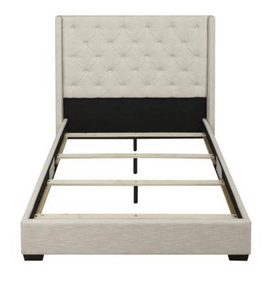 Home Meridian Shelter Upholstered Bed