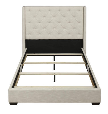 Home Meridian Shelter Upholstered Bed