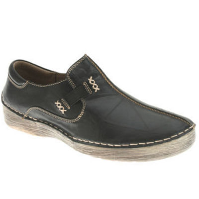 Spring Step Coed Womens Slip-On Shoes