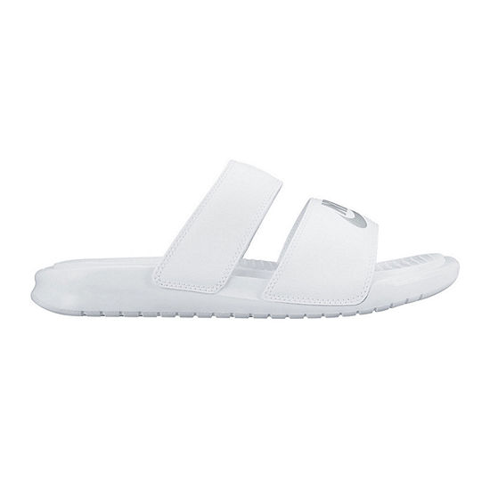 Nike Womens Benassi Duo Ultra Slide Slide Sandals