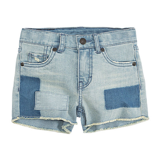 Levi's Altered Shorty Shorts - Big Kid Girls