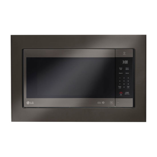 "LG ENERGY STAR® 30"" Built-In Microwave Trim Kit"