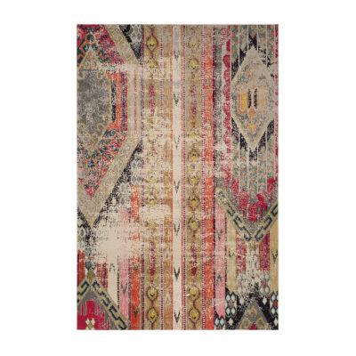 Safavieh Monaco Collection Cedric Abstract Area Rug