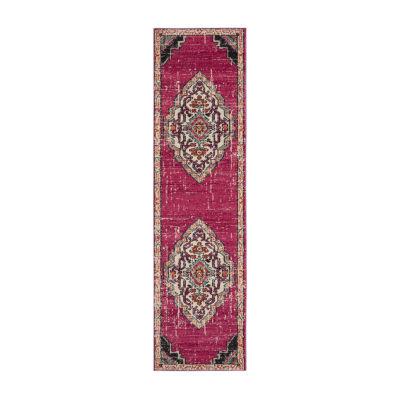 Safavieh Monaco Collection Ilean Oriental Runner Rug