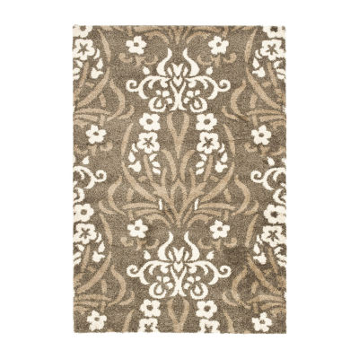 Safavieh Shag Collection Tristen Floral Area Rug