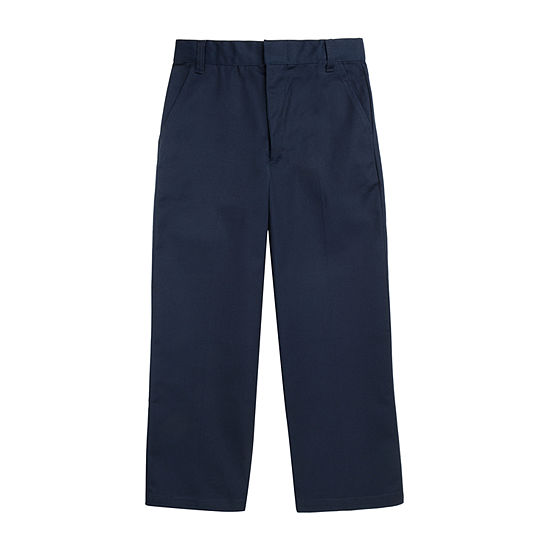 French Toast® Double-Knee Workwear Pants - Boys 8-20, Husky and Slim