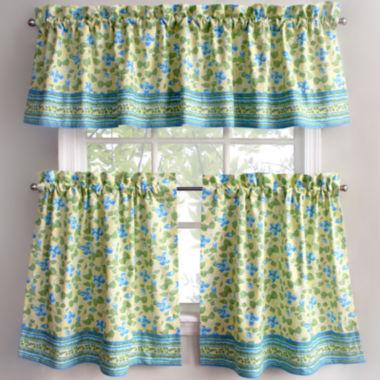 jcpenney.com | Park B. Smith Boutique Flowers Kitchen Curtains
