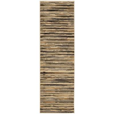 Nourison® Stripes Runner Rug