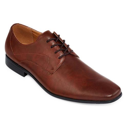 JF J. Ferrar® Jax Mens Dress Derby Shoes