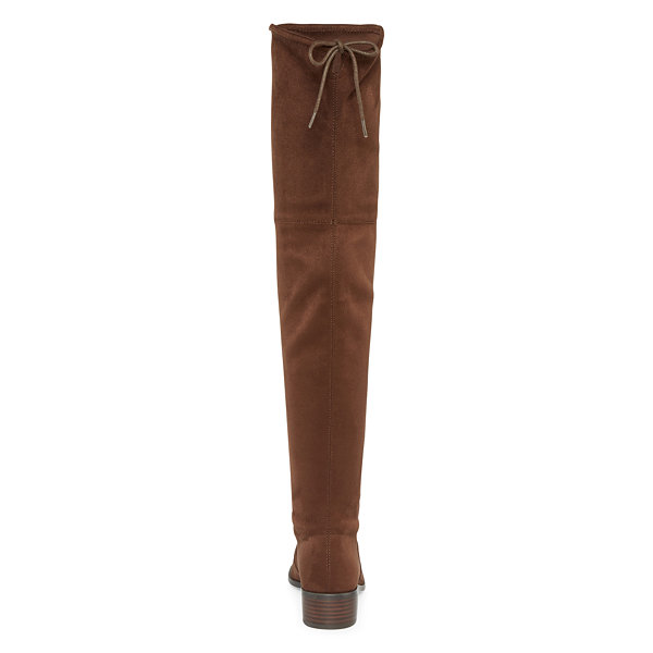 Style Charles Groove Over-the-Knee Boots