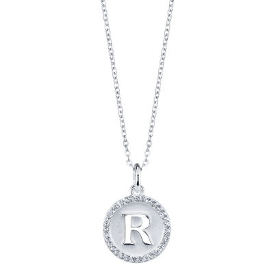 Sparkle Allure Womens Pendant Necklace