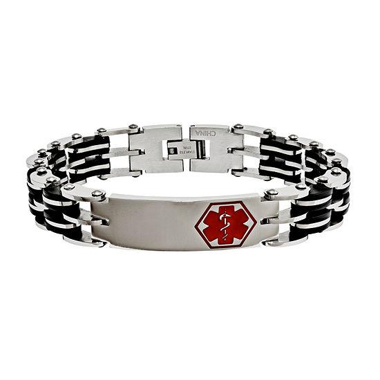 Stainless Steel 825 Inch Chain Bracelet