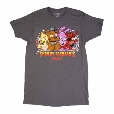 Five Nights at Freddy Pizza Graphic Tee