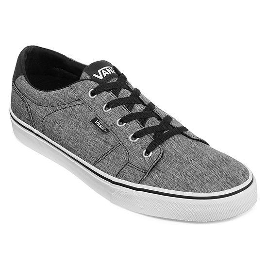 3ab1c137cb14 Vans® Bishop Textile Mens Skate Shoes - JCPenney