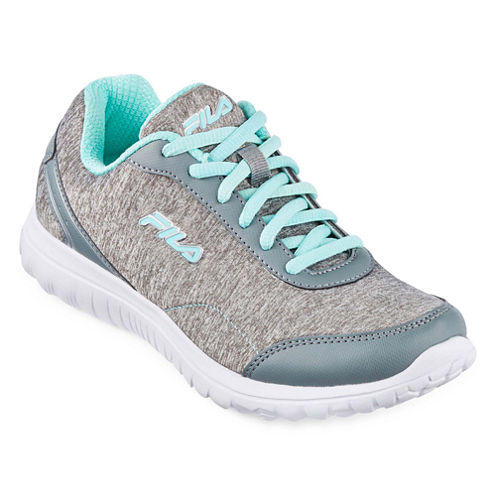 Fila® Lite Spring Heather Womens Athletic Shoes