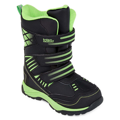 totes® Lucas II Boys Cold-Weather Boots - Little Kids/Big Kids