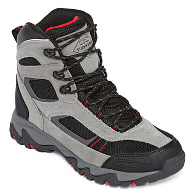 1dd7d124fffb7 St. Johns Bay Widget Mens Lace-Up Hiking Boots (Multi Colors) from ...