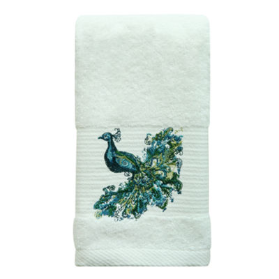 Bacova Guild Peacock Towel Collection