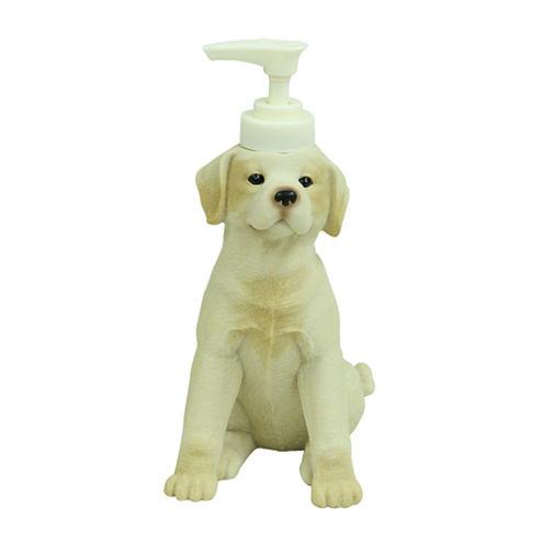 Bacova Guild Live Love Lake Dog Soap Dispenser