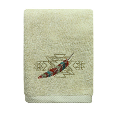 Bacova Guild Southwest Boots Bath Towel Collection