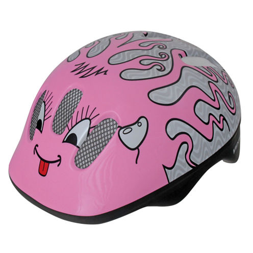 Ventura Curly Rose Children's Helmet