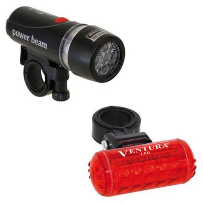 Ventura Unisex Headlight Taillight Combo Set