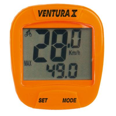 Ventura Unisex X Bike Orange Computer