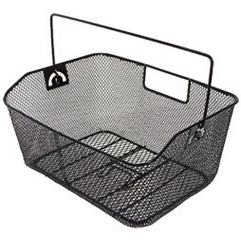 Ventura Unisex Wide Rear Wire Basket