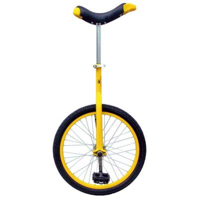 Fun Bike Yellow 20 Unicycle With Alloy Rim