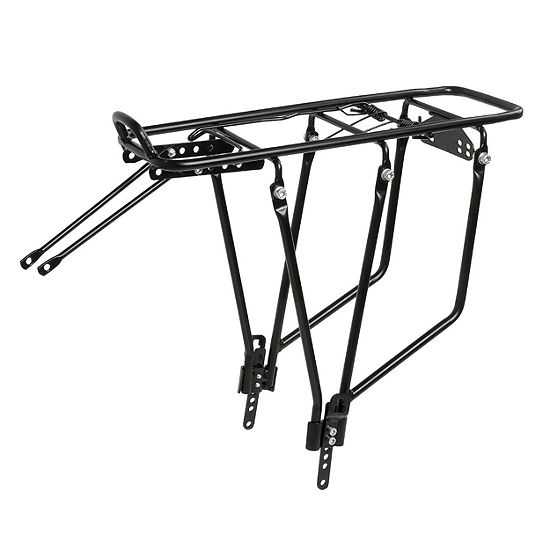 Ventura Unisex Bolt-On Ii Aluminum Rear Carrier Basket