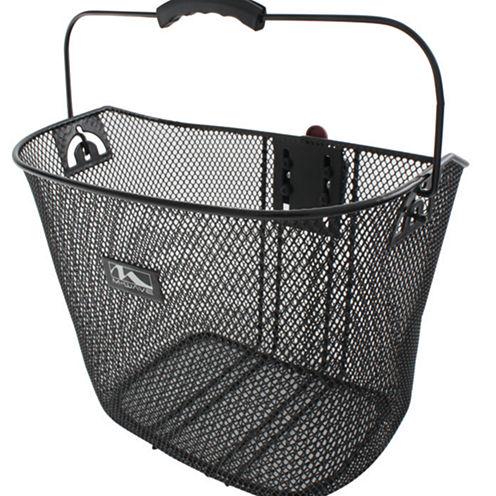 Ventura M-Wave Reinforced Quick Release Wire Basket
