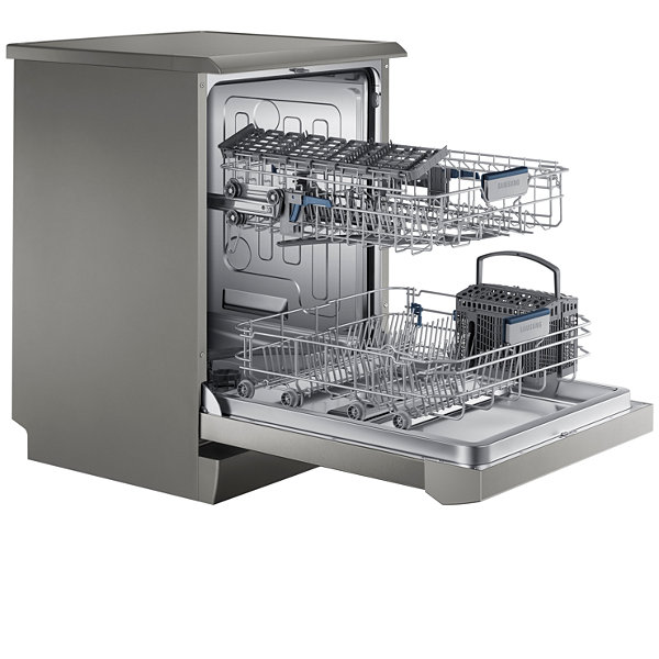 "Samsung ENERGY STAR® 24"" Dishwasher with Stainless Steel Tub and StormWash™"