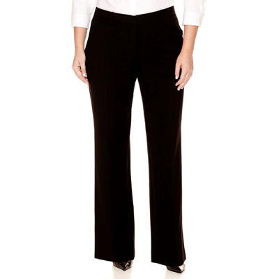 "Worthington® Curvy Fit Trouser Pants (32""/30"" Short) - Plus"