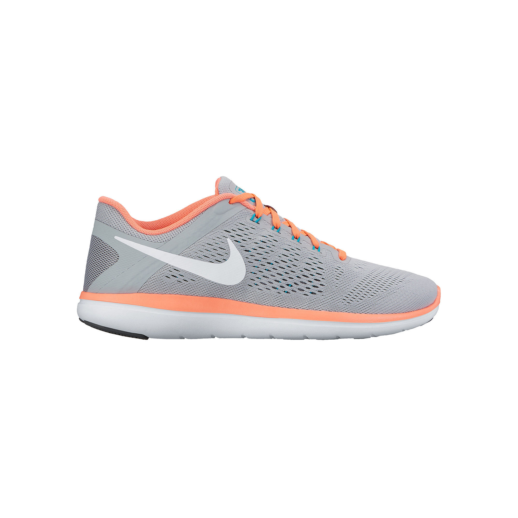 ba04238a47617e ... UPC 886548823727 product image for Nike Womens Flex Run 2016 Running  Shoes