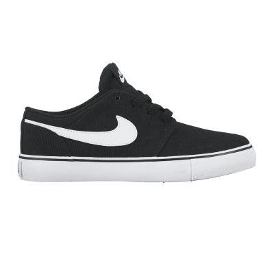 Nike SB Portmore II Canvas Boys Skate Shoes - Little Kids