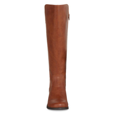 Arizona Chet Wide Calf Womens Riding Boots