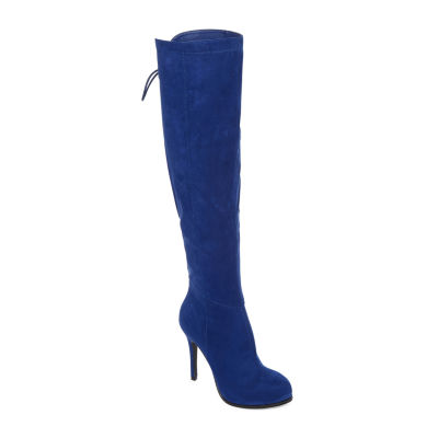 2 Lips Too Lifted Womens Over the Knee Boots Wide Width/Wide Calf