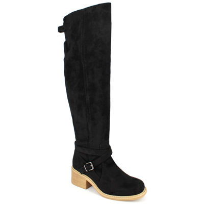 Just Dolce By Mojo Moxy Reina Womens Over the Knee Boots