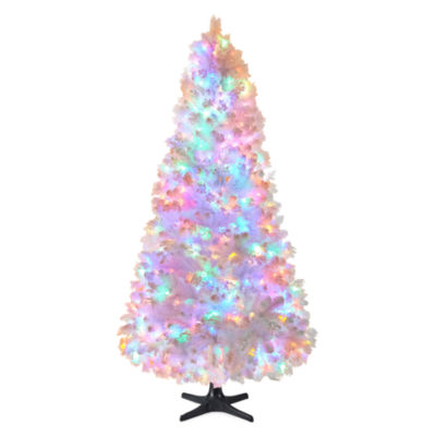 9 Foot Slim Pre Lit Christmas Tree