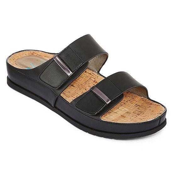 Yuu Womens Coco Slide Sandals