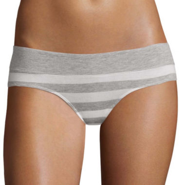 Flirt 5 Pair Wide Waistband Hipster