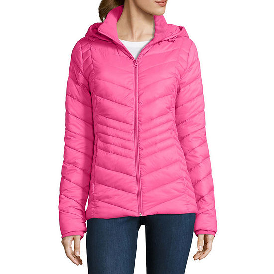 31bc151ac339 Xersion Midweight Puffer Jacket JCPenney