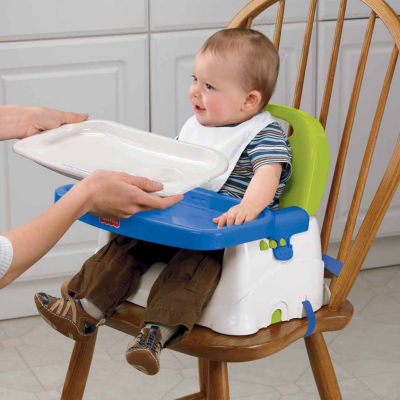 Fisher-Price Healthy Care Booster Car Seat