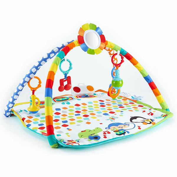 Fisher-Price Baby'S Bandstand Play Gym Baby Activity Center