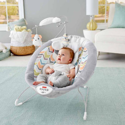 Fisher-Price Sweet Snugapuppy Dreams Deluxe Baby Jumper