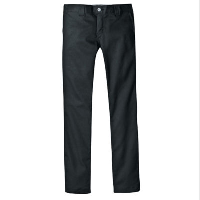 Dickies Boys Straight Flat Front Pant-Big Kid